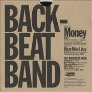 "Backbeat Money USA 7"" vinyl"
