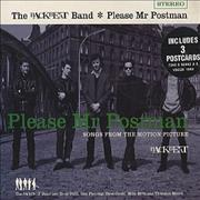 Backbeat Please Mr Postman UK CD single