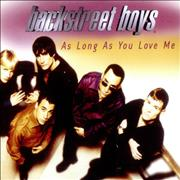 Click here for more info about 'Backstreet Boys - As Long As You Love Me'