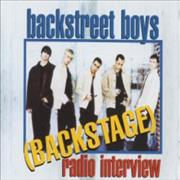 Click here for more info about 'Backstreet Boys - Backstage Radio Interview'