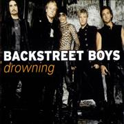 Click here for more info about 'Backstreet Boys - Drowning - withdrawn'