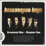 Click here for more info about 'Backstreet Boys - Greatest Hits - Chapter One'