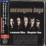 Click here for more info about 'Backstreet Boys - Greatest Hits: Chapter One'