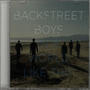 Click here for more info about 'Backstreet Boys - In A World Like This'