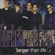 Click here for more info about 'Backstreet Boys - Larger Than Life'