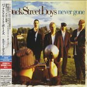 Click here for more info about 'Backstreet Boys - Never Gone'