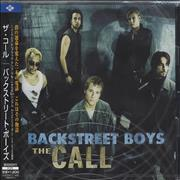 Click here for more info about 'Backstreet Boys - The Call'