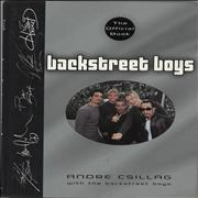Click here for more info about 'Backstreet Boys - The Official Book'