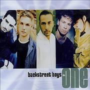 Click here for more info about 'Backstreet Boys - The One'
