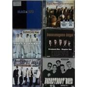 Backstreet Boys Their First 6 Album Releases UK 6-CD set