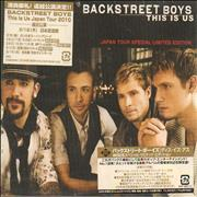 Click here for more info about 'Backstreet Boys - This Is Us - Japanese Tour Edition'