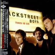 Click here for more info about 'Backstreet Boys - This Is Us + Obi'