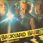 Click here for more info about 'Backyard Babies - Brand New Hate'