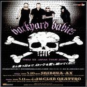 Click here for more info about 'Backyard Babies - Them XX Japan Tour 2010'