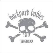 Click here for more info about 'Backyard Babies - Them XX'