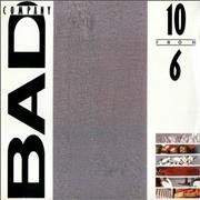 Click here for more info about 'Bad Company - 10 From 6 - Sealed'