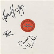 Click here for more info about 'Bad Company - Bad Company + autographs + flyer'