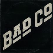 Bad Company Bad Company - EX UK vinyl LP