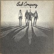 Click here for more info about 'Bad Company - Burnin' Sky'
