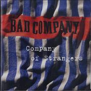 Click here for more info about 'Bad Company - Company Of Strangers'