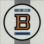 Click here for more info about 'Bad Company - Fame And Fortune'