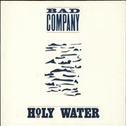 Bad Company Holy Water Germany vinyl LP