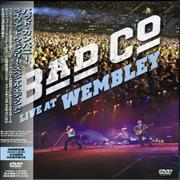 Click here for more info about 'Live At Wembley'