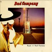 Click here for more info about 'Bad Company - Rock 'n' Roll Fantasy - P/S'