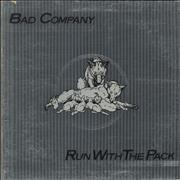Click here for more info about 'Bad Company - Run With The Pack - EX'