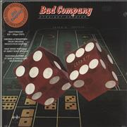 Click here for more info about 'Bad Company - Straight Shooter - 180gram Vinyl + Sealed'