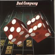 Bad Company Straight Shooter - EX Germany vinyl LP