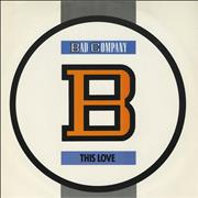 Click here for more info about 'Bad Company - This Love'