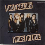 Click here for more info about 'Bad English - Price Of Love'