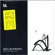 Bad Lieutenant Never Cry Another Tear - Sealed UK CD album