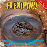 Click here for more info about 'Flexipop! Magazine 5 + blue flexi'