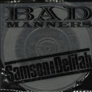 Click here for more info about 'Bad Manners - Samson And Delilah'