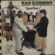 Click here for more info about 'Bad Manners - Special Brew - 4Pr + P/s'