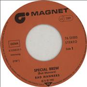 Click here for more info about 'Bad Manners - Special Brew'