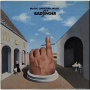 Badfinger Magic Christian Music - 1st - EX UK vinyl LP