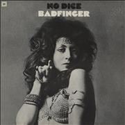 Click here for more info about 'Badfinger - No Dice - 1st - VG/EX'