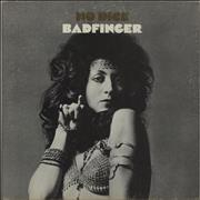 Badfinger No Dice USA vinyl LP