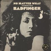 "Badfinger No Matter What - EX Italy 7"" vinyl"