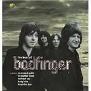 Badfinger The Best Of Badfinger UK 2-LP vinyl set