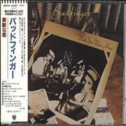 Badfinger Wish You Were Here Japan CD album Promo