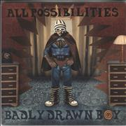 Click here for more info about 'Badly Drawn Boy - All Possibilities'