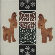 Click here for more info about 'Badly Drawn Boy - Donna And Blitzen - Sealed'