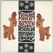 Click here for more info about 'Badly Drawn Boy - Donna And Blitzen'