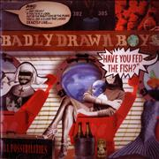 Click here for more info about 'Badly Drawn Boy - Have You Fed The Fish'