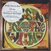 Click here for more info about 'Badly Drawn Boy - Pissin' In The Wind'