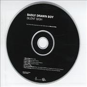 Click here for more info about 'Badly Drawn Boy - Silent Sigh'
